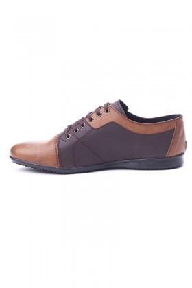 Polomen Kahverengi-Taba PLM-1100 Erkek Ayakkabı