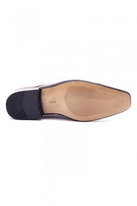 Ali Karaca Taba AK-1800 Hakiki Deri Erkek Klasik Ayakkabı