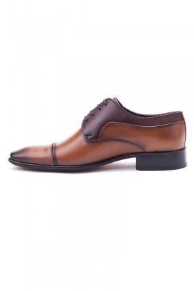 Ali Karaca Taba AK-1700 Hakiki Deri Erkek Klasik Ayakkabı