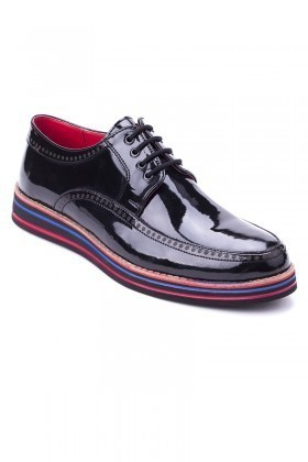 BLUESOIL Siyah BS-20-002 Erkek Ayakkabı