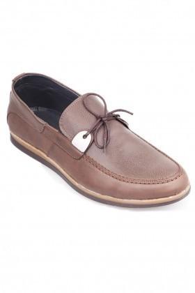 Polomen Kahverengi PLM-1065 Erkek Ayakkabı