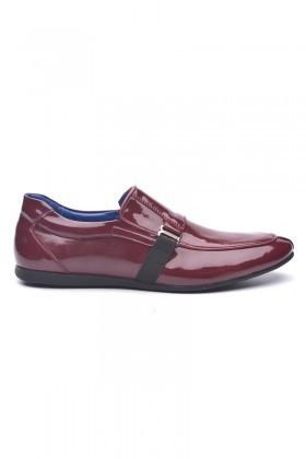 BLUESOIL Bordo BS-20-006 Erkek Ayakkabı