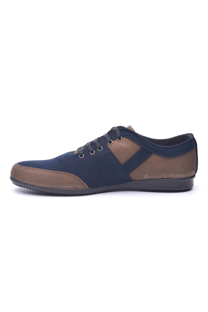 Polomen Lacivert-Vizon PLM-1072 Erkek Ayakkabı