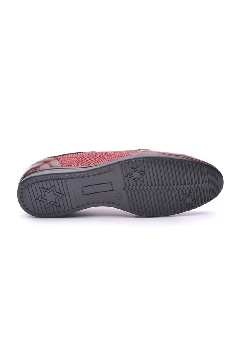 Polomen Bordo PLM-1080 Erkek Ayakkabı