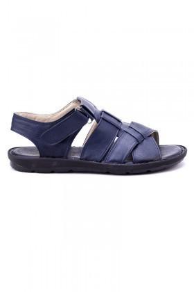 Cotaro Lacivert CTR-500 Erkek Sandalet