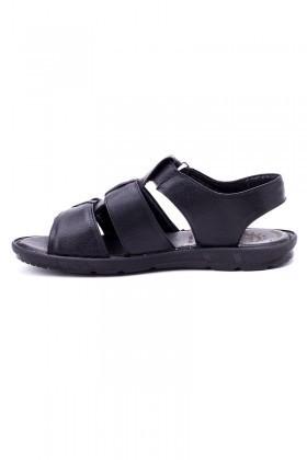 Cotaro Siyah CTR-500 Erkek Sandalet