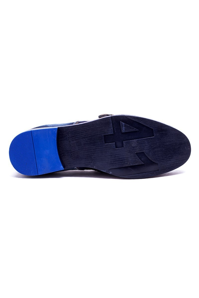 Luca Fontana Lacivert LUC-311 Erkek Ayakkabı