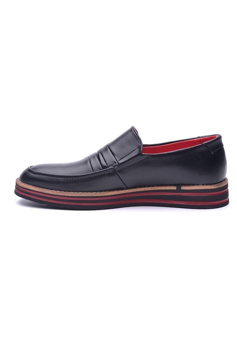 BLUESOIL Siyah BS-20-015 Erkek Ayakkabı