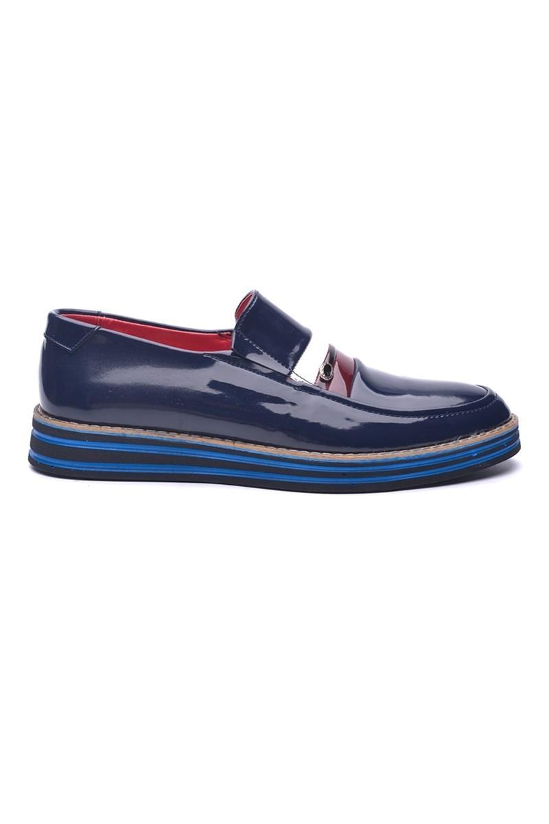 BLUESOIL Lacivert BS-20-015 Erkek Ayakkabı