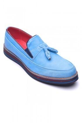 BLUESOIL Mavi BS-20-012 Erkek Ayakkabı