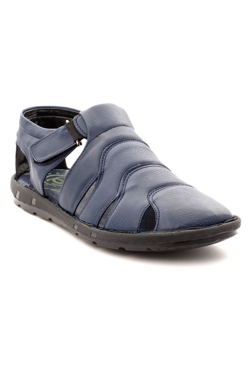 Cotaro Lacivert CTR-1200 Erkek Sandalet