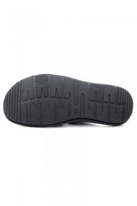 Cotaro Siyah CTR-150 Hakiki Deri Erkek Terlik