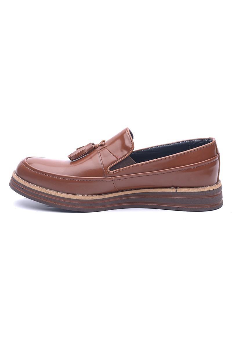 BLUESOIL Taba BS-20-012-RGN Erkek Ayakkabı