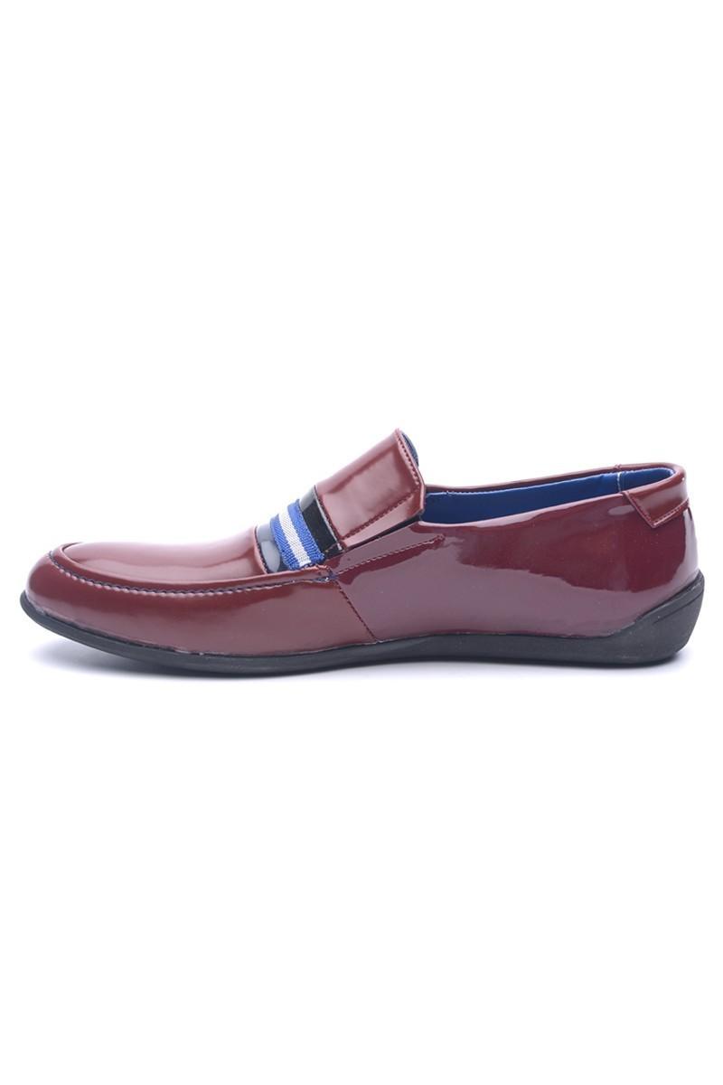 BLUESOIL Bordo BS-20-017 Erkek Ayakkabı