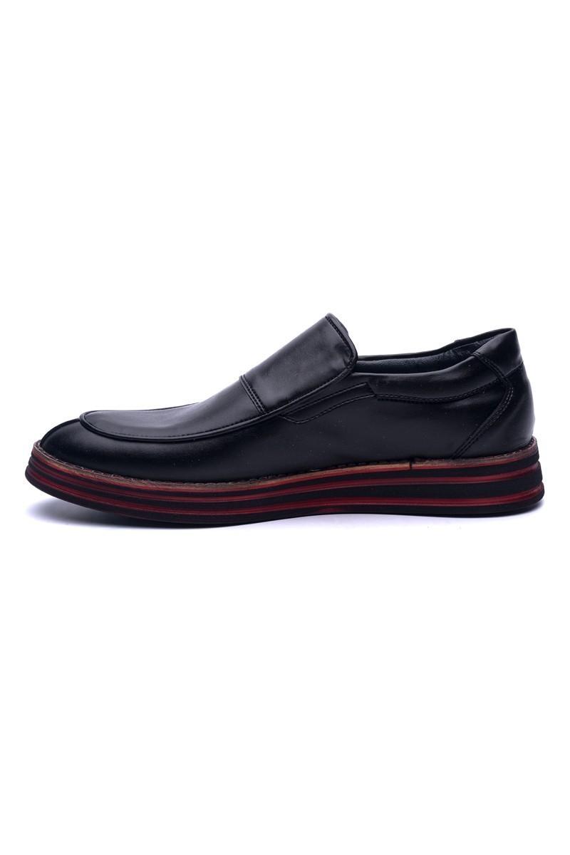 BLUESOIL Siyah BS-20-018 Erkek Ayakkabı