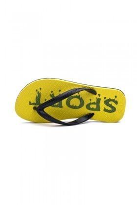 OB Sarı OB-800 Erkek Plaj Terliği