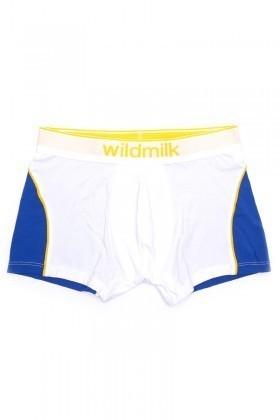 Wildmilk Beyaz WM-019 Erkek Boxer