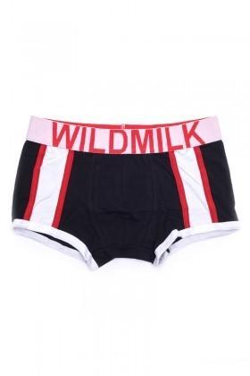 Wildmilk Siyah WM-017 Erkek Boxer
