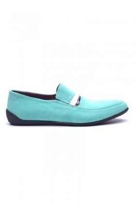 BLUESOIL Turkuaz BS-20-008 Erkek Ayakkabı