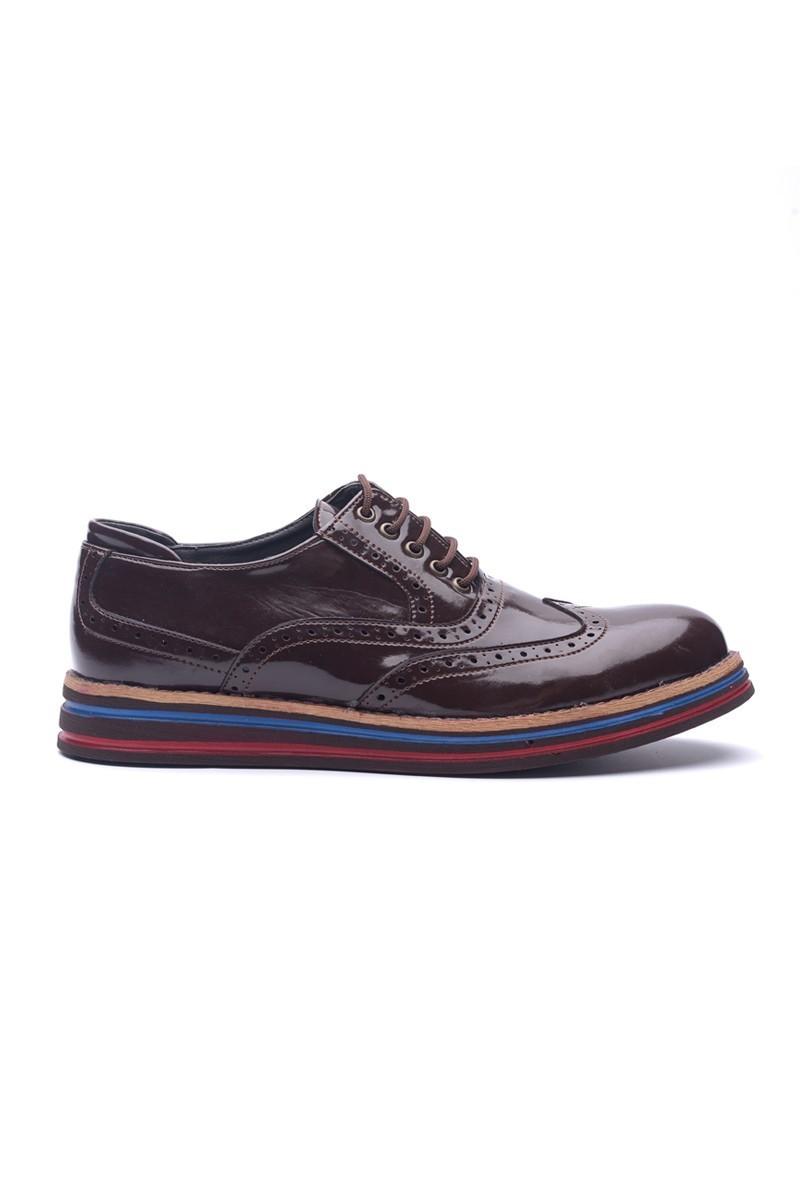 BLUESOIL Kahverengi BS-20-001-RGN Erkek Ayakkabı