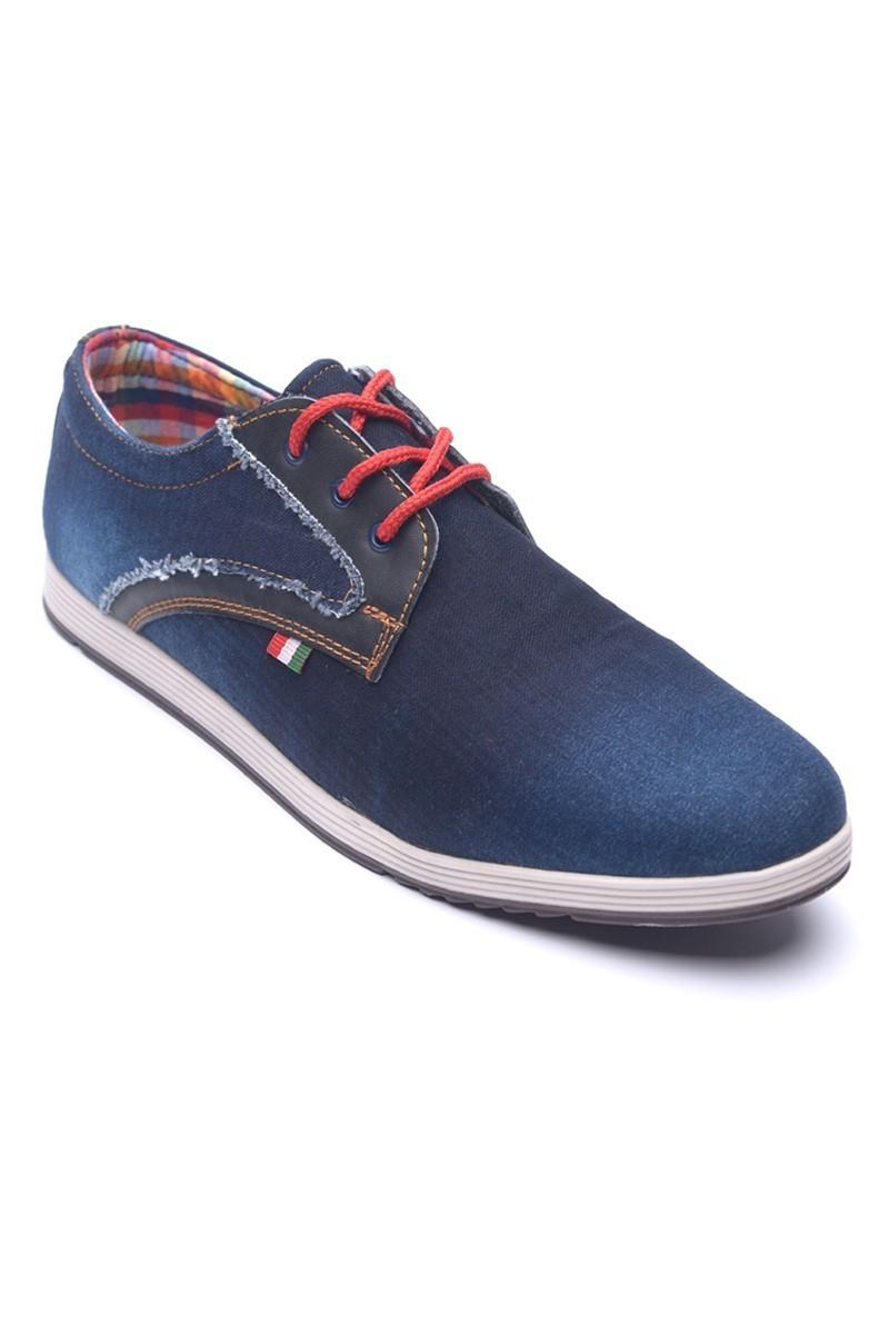 LA POLO Mavi LPL-335 Erkek Ayakkabı