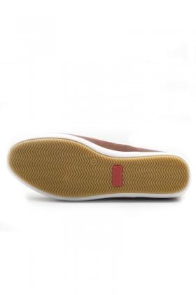 Fresco Kahverengi FRC-12500 Hakiki Deri Erkek Ayakkabı