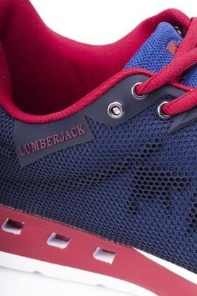 LUMBERJACK Lacivert-Kırmızı 1514145S Erkek Spor Ayakkabı
