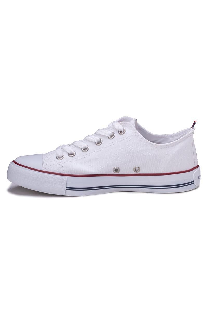 U.S. POLO ASSN. Beyaz 295887 Erkek Spor Ayakkabı