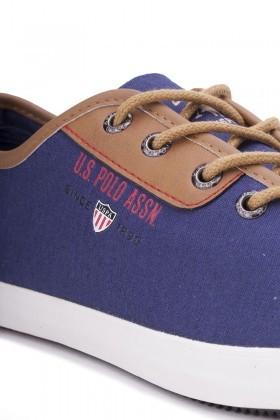 U.S. POLO ASSN. Lacivert 295640 Erkek Spor Ayakkabı