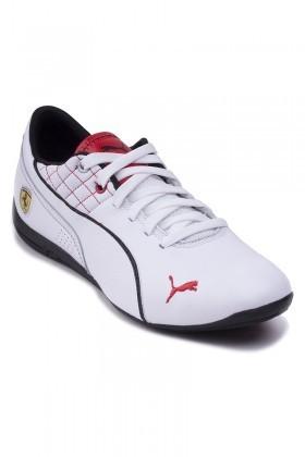 PUMA Beyaz 30529103 Erkek Spor Ayakkabı