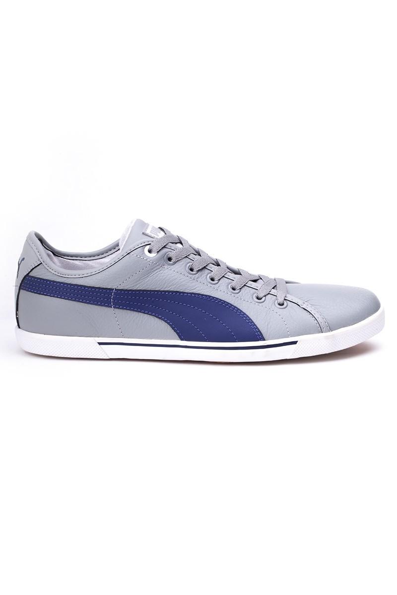 PUMA Gri 35103827 Erkek Spor Ayakkabı