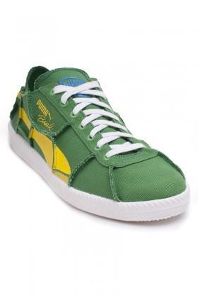 PUMA Yeşil 35655801 Erkek Spor Ayakkabı