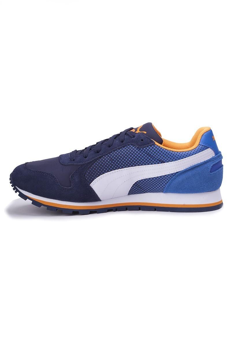 PUMA Lacivert 35756302 Erkek Spor Ayakkabı