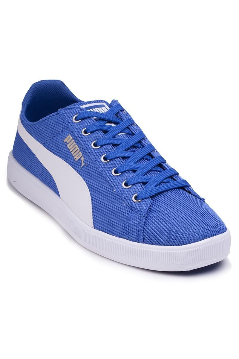 PUMA Mavi 35764701 Erkek Spor Ayakkabı