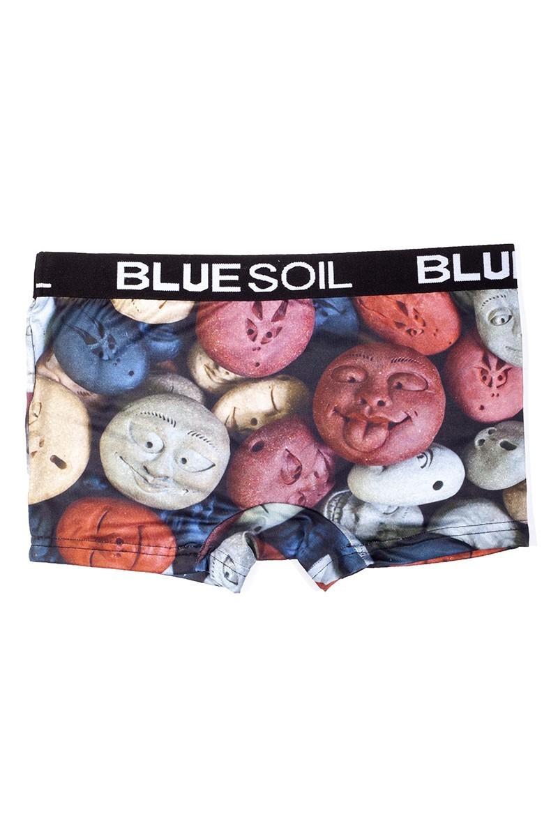 BLUESOIL Karışık Renkli BS-1046 Erkek Boxer