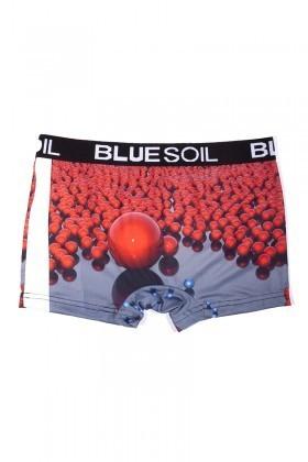 BLUESOIL Karışık Renkli BS-1052 Erkek Boxer