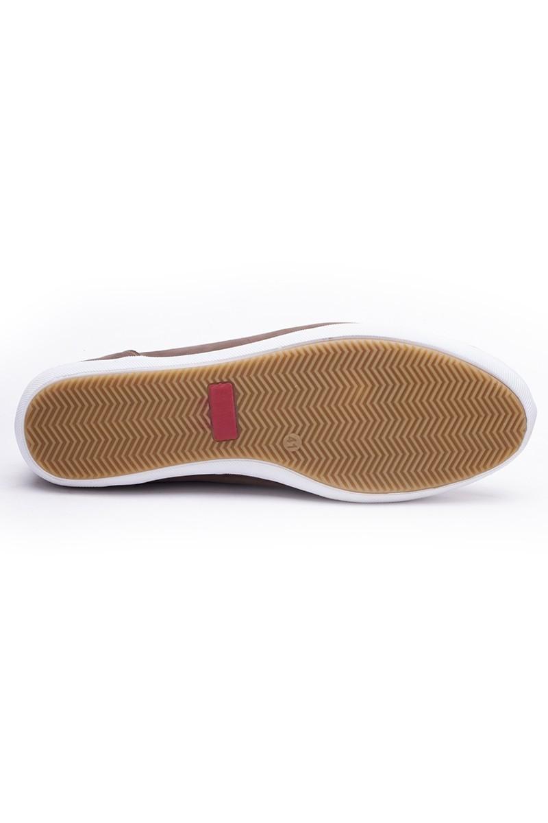 Fresco Taba FRC-12200 Hakiki Deri Erkek Ayakkabı