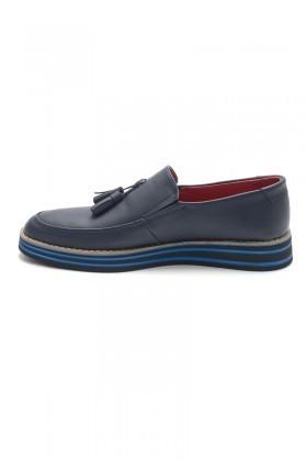 BLUESOIL Lacivert BS-20-025 Erkek Ayakkabı