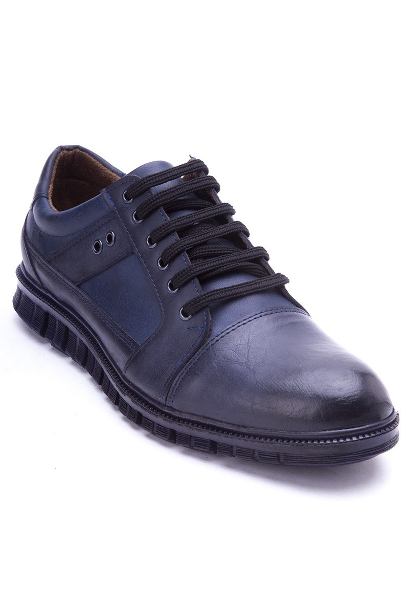 Polomen Lacivert-Mavi PLM-1090 Erkek Ayakkabı