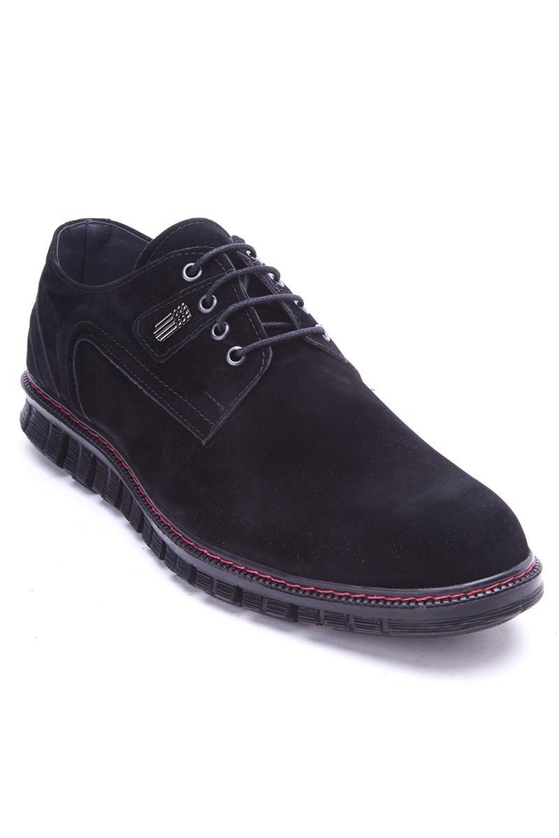Polomen Siyah PLM-1092 Erkek Ayakkabı