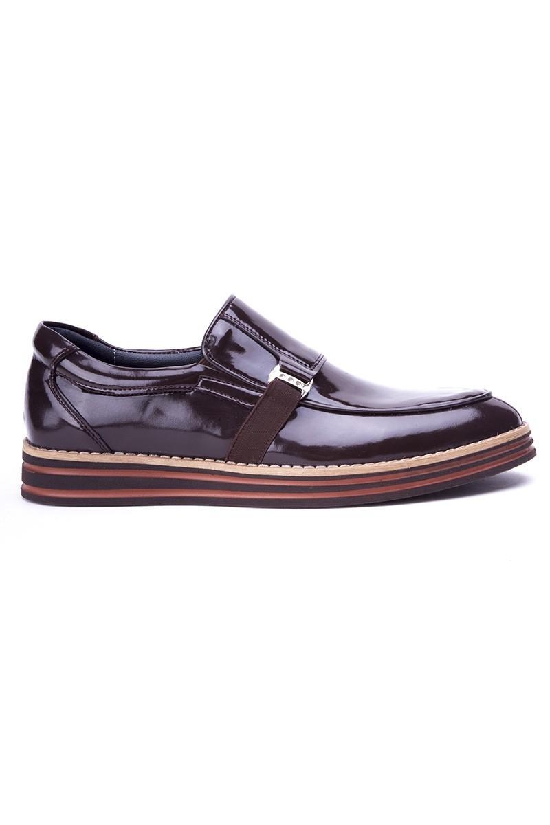 BLUESOIL Kahverengi BS-20-018 Erkek Ayakkabı