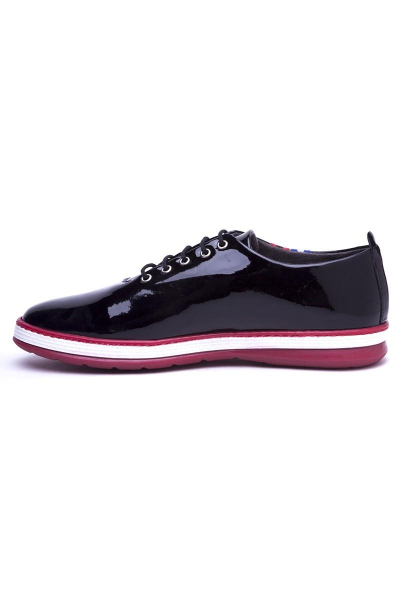 BLUESOIL Siyah BS-20-030 Erkek Ayakkabı