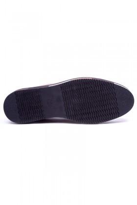 BLUESOIL Taba BS-20-23 Hakiki Deri Erkek Ayakkabı