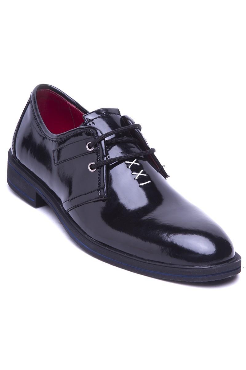 BLUESOIL Siyah BS-20-028-RGN Erkek Ayakkabı