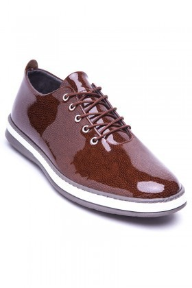 BLUESOIL Kahverengi BS-20-031 Erkek Ayakkabı