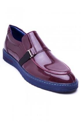 BLUESOIL Bordo BS-20-018 Erkek Ayakkabı