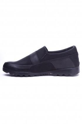 Polomen Siyah PLM-1150 Erkek Ayakkabı