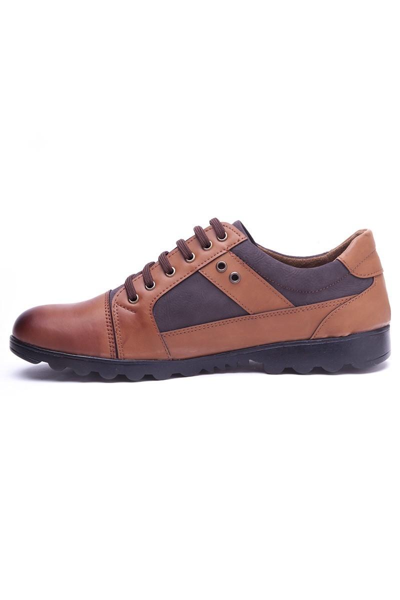 Polomen Taba-Kahve PLM-1120 Erkek Ayakkabı