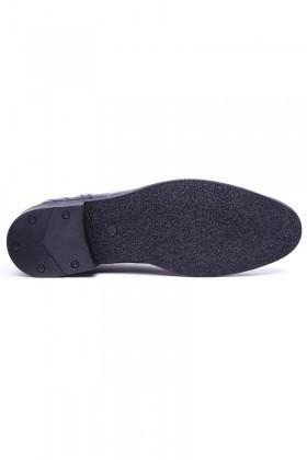 Polomen Siyah PLM-1180 Erkek Ayakkabı