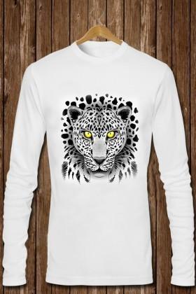 Benekli Fil Beyaz BF-E005 Erkek Sweatshirt